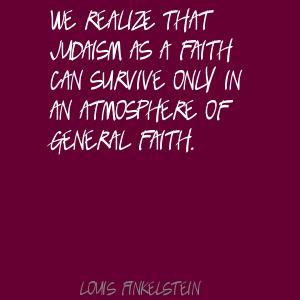 Louis Finkelstein's quote #3