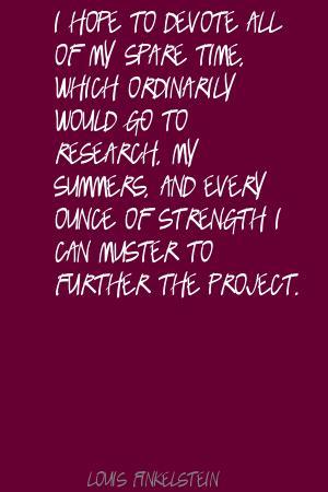 Louis Finkelstein's quote #4