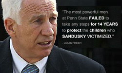 Louis Freeh's quote