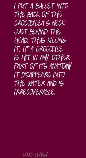 Louis Leakey's quote #8