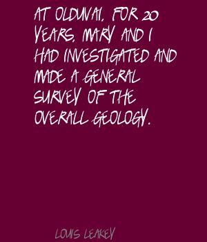 Louis Leakey's quote #7