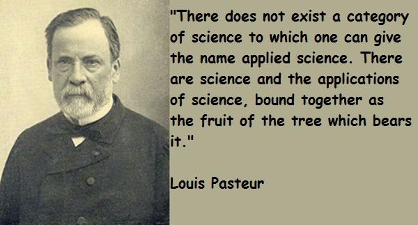 Louis Pasteur's quote #3