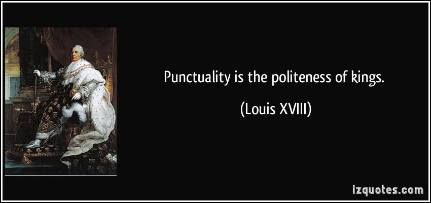 Louis XVIII's quote #1