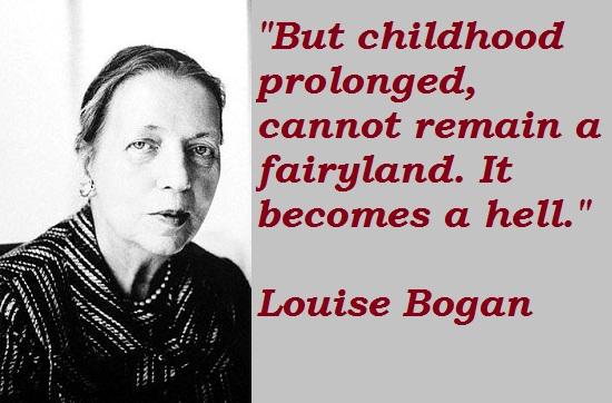 Louise Bogan's quote #2