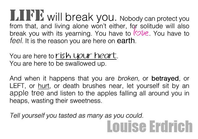 Louise Erdrich's quote #7
