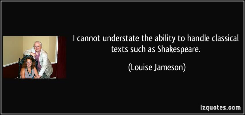 Louise Jameson's quote #2