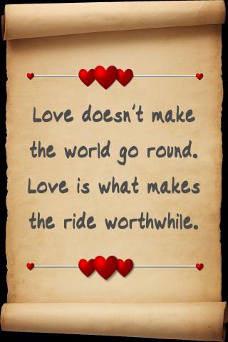 Loving quote #2