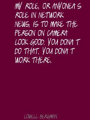 Lowell Bergman's quote #2