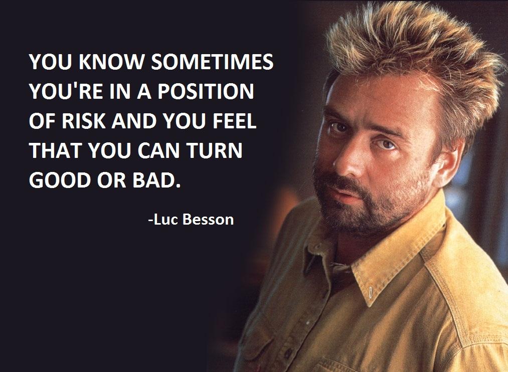 Luc Besson's quote #4