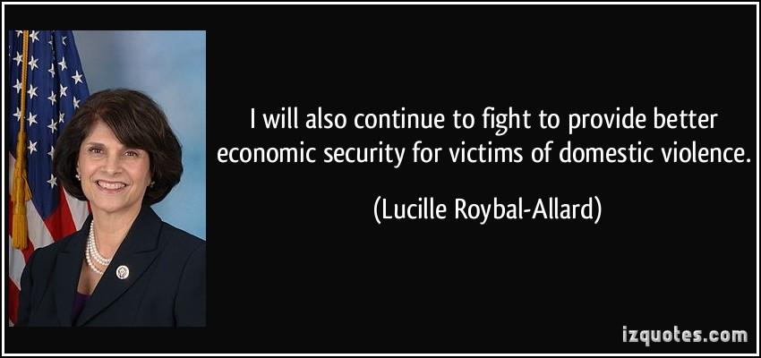 Lucille Roybal-Allard's quote #6