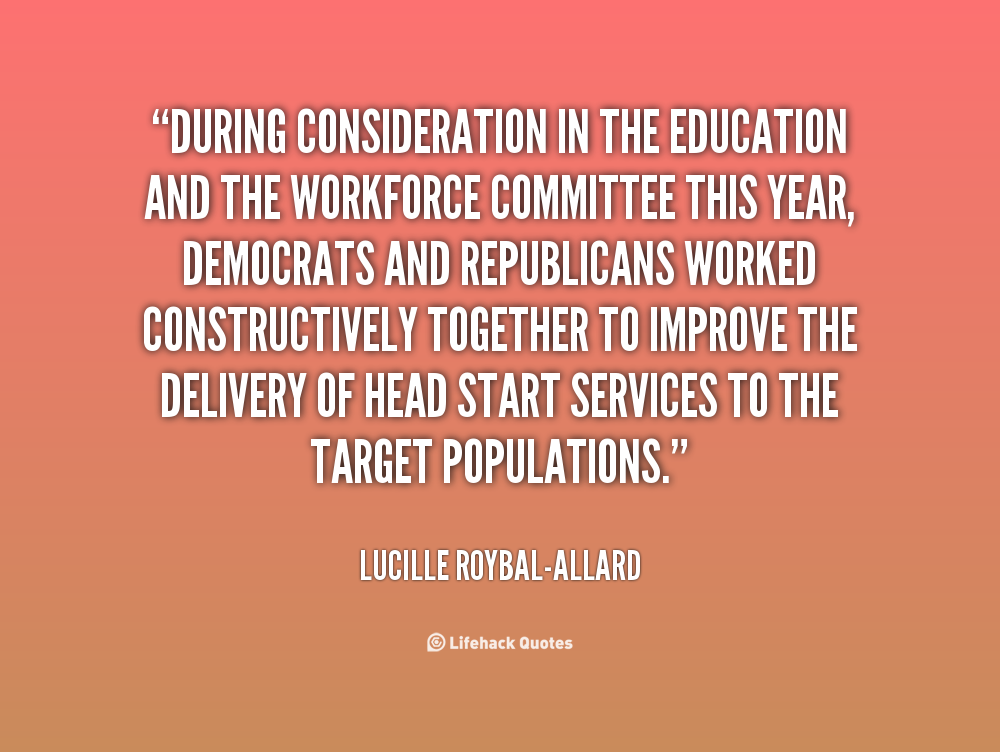 Lucille Roybal-Allard's quote #7