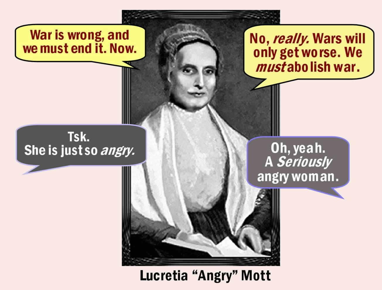 Lucretia Mott's quote #2