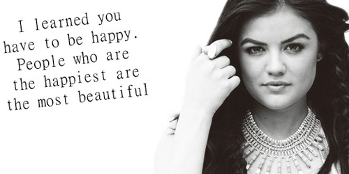 Lucy Hale's quote #7