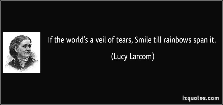 Lucy Larcom's quote #4