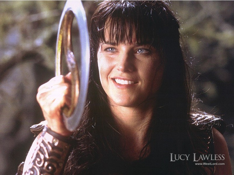 Lucy Lawless's quote #4