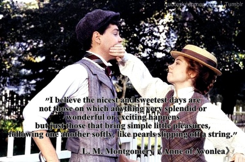 Lucy Maud Montgomery's quote #3