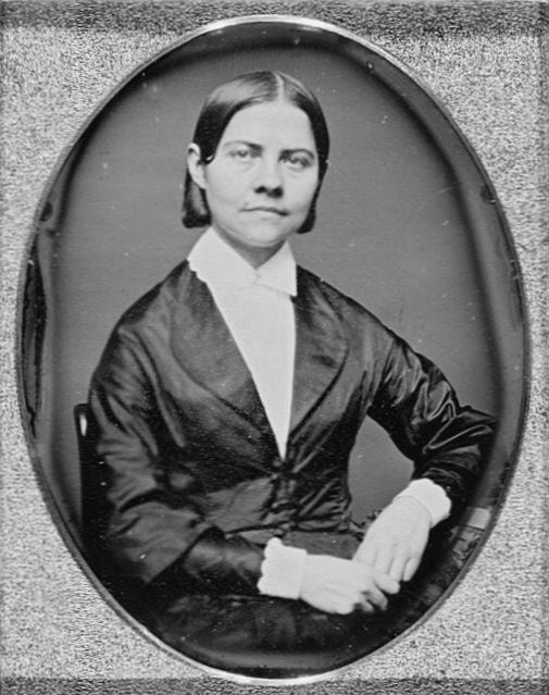 Lucy Stone's quote #2