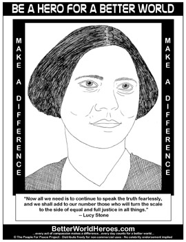 Lucy Stone's quote #4