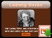 Ludwig Borne's quote #2