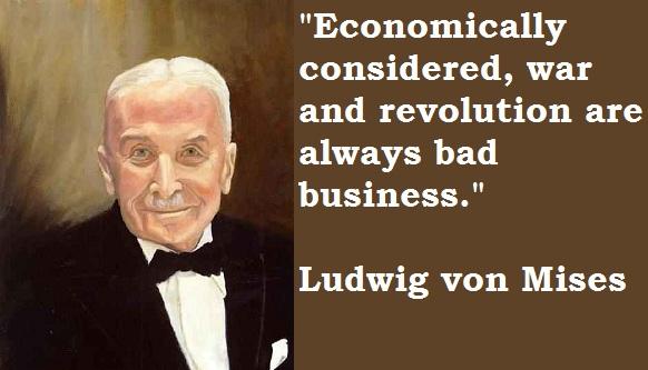 Ludwig von Mises's quote #5