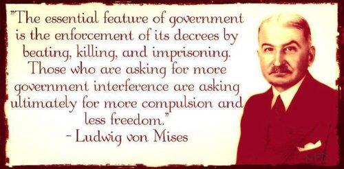 Ludwig von Mises's quote #1