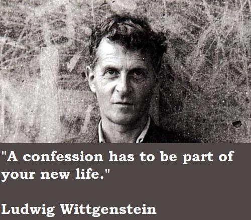 Ludwig Wittgenstein's quote #3