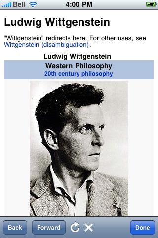 Ludwig Wittgenstein's quote #5
