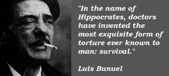 Luis Bunuel's quote #4