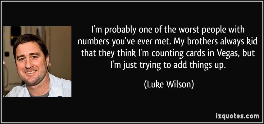 Luke Wilson's quote #1