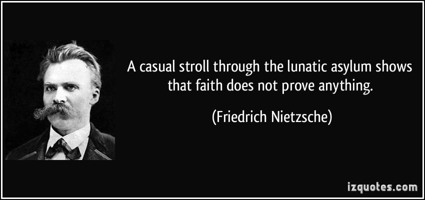 Lunatic quote #1