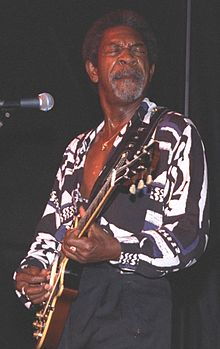 Luther Allison's quote #3