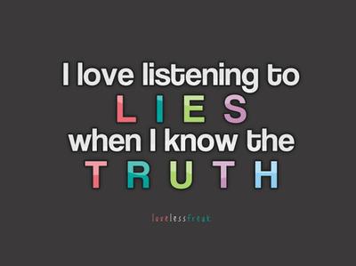 Lying quote #4
