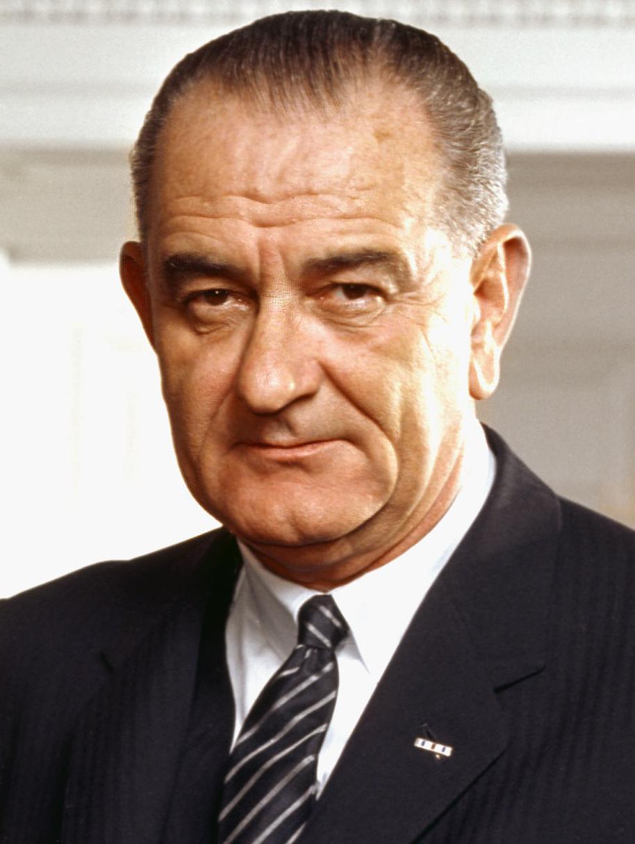 Lyndon B. Johnson's quote #5