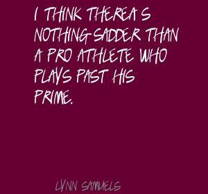 Lynn Samuels's quote #3