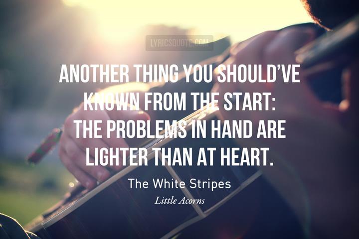 Lyrics quote #1