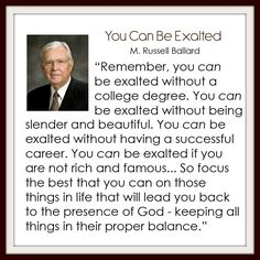 M. Russell Ballard's quote #1