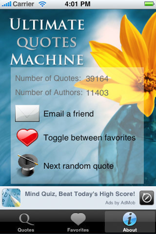 Machine quote #3