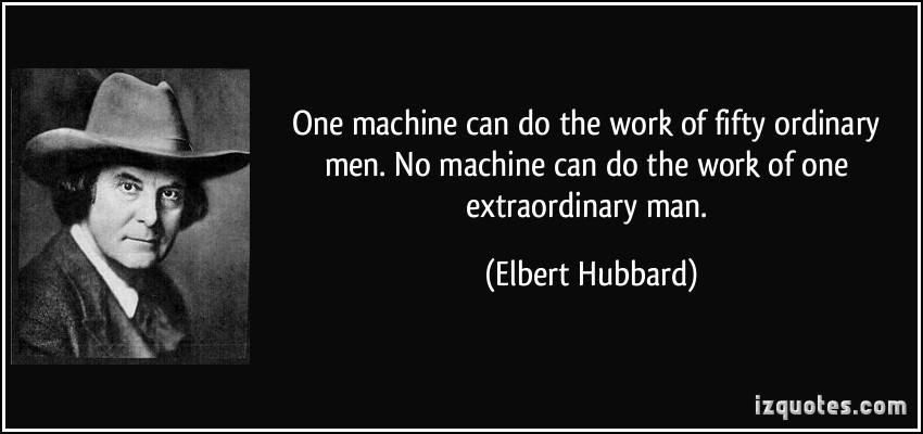 Machine quote #5