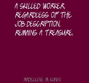 Madeleine M. Kunin's quote #8