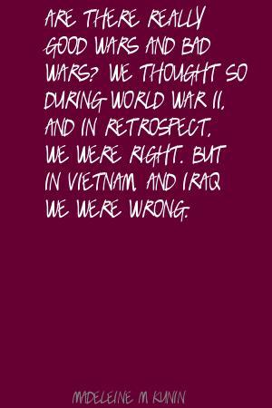 Madeleine M. Kunin's quote #1
