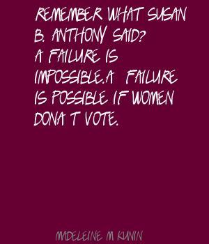 Madeleine M. Kunin's quote #7