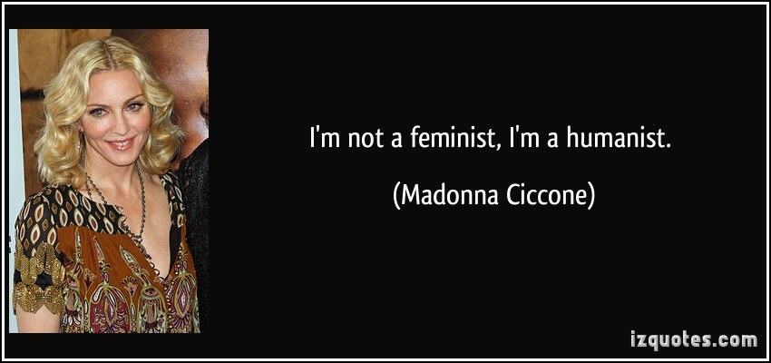 Madonna Ciccone's quote #4