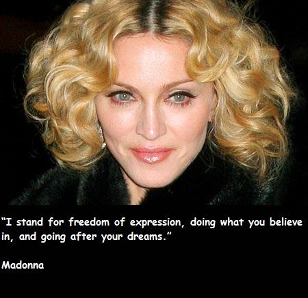 Madonna quote #3