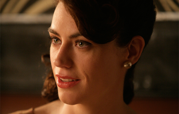 Maggie Siff's quote #1