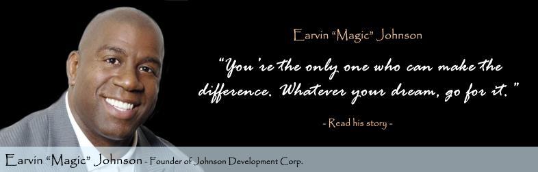 Magic Johnson quote #1