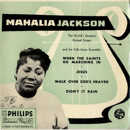 Mahalia Jackson's quote #8