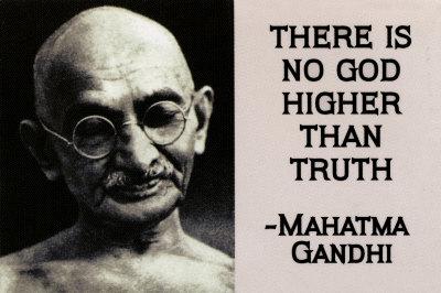 Mahatma Gandhi's quote #6