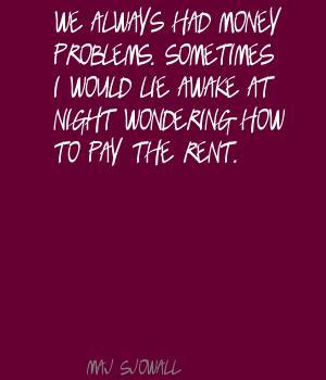 Maj Sjowall's quote #3