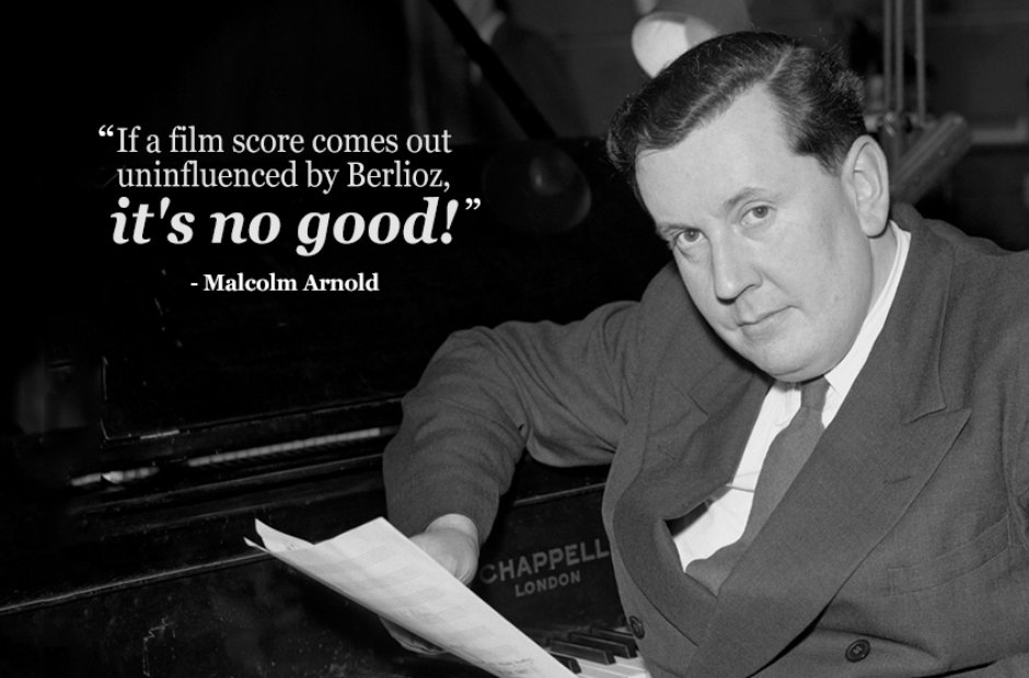 Malcolm Arnold's quote