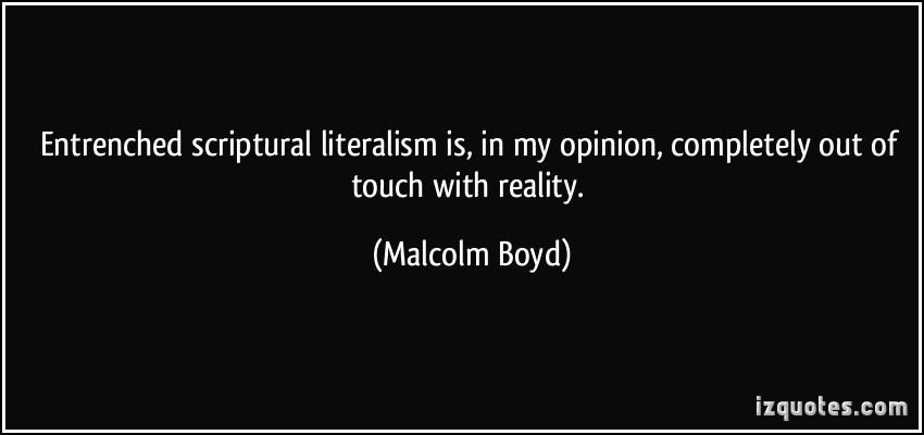 Malcolm Boyd's quote #2